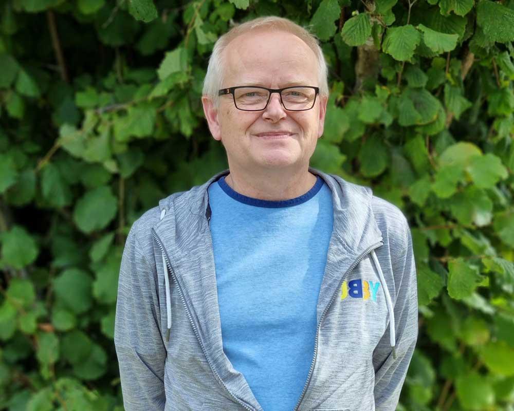Jan Bo Jensen (JJ)
